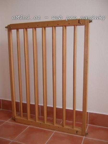 Ikea zábrana na schody