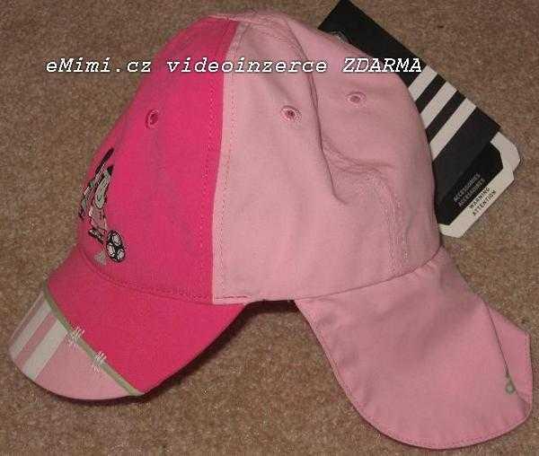 Adidas čepice kšiltovka s krytím krku bb665f29f7