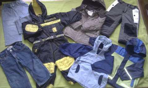 Chlapecké oblečení 2-3 roky , prodám, na prodej