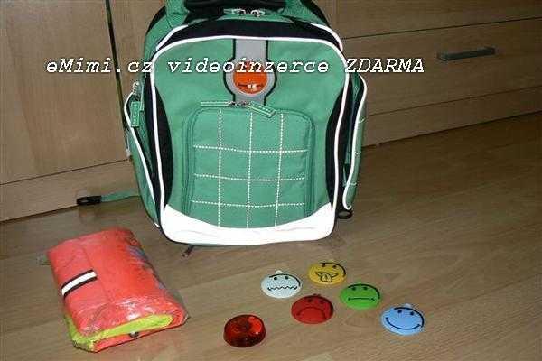 Školní batoh Topgal CHI 519S n.o.v.ý. s visačkama 9428ee47eb